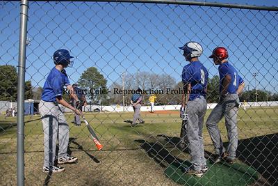2013-14 Newberry Academy Baseball