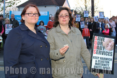 Twilight vigil  protest