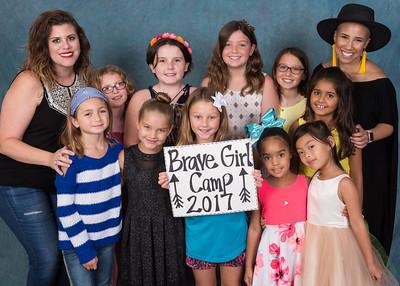 Brave Girls Camp 1-2017