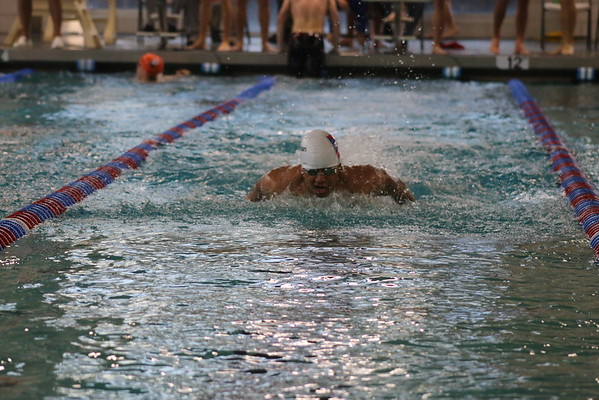 Swimming & Diving vs Woodberry Forest - Dec 11
