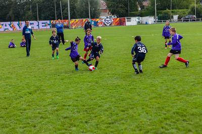 SHAPE YFC U9 - FC Havre