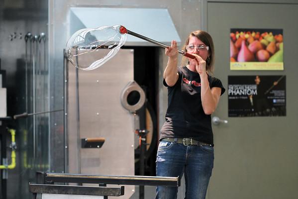 Chrysler Glass Studio