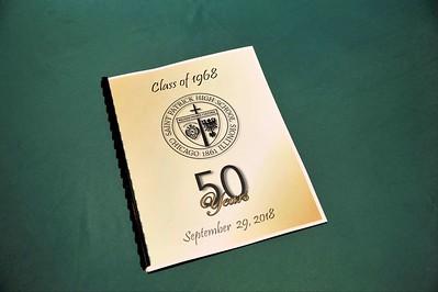 2018-09-29 Class of 1968 50th Reunion