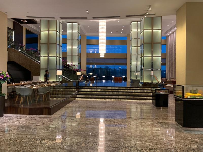 Hilton Kuala Lumpur Lobby