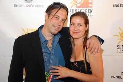 Sunscreen Film Festival VIP Party 2009.