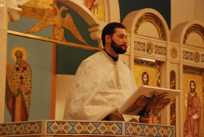 Community Life - Triumph of Orthodoxy Father Radu - March 8, 2009