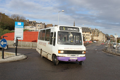 Buses of Stirling