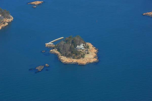 20171124 Thimble Islands Stonehenge