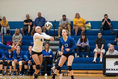 Varsity Volleyball vs West Jeff