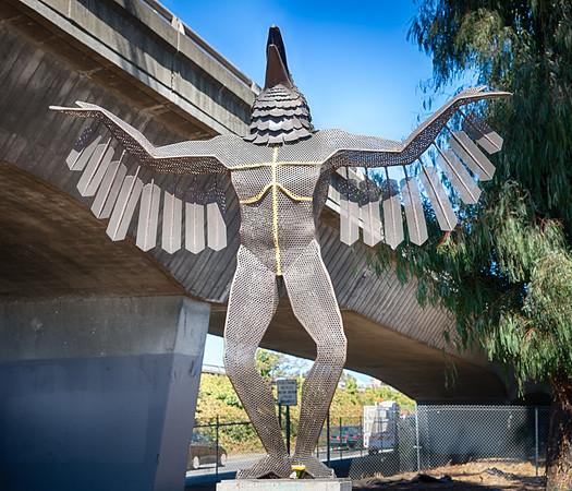 Invocation Statue