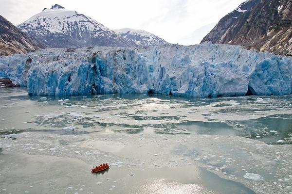 June 17, 2008 - Endicott Arm Fjord & Dawes Glacier