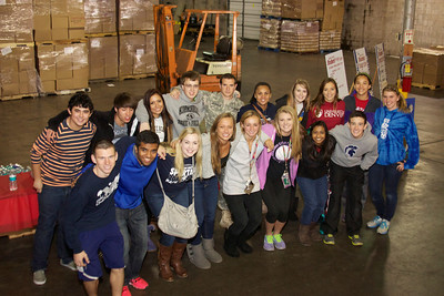 "Student Hunger Drive ""Delivery Days"" Nov 6-7, 2013"