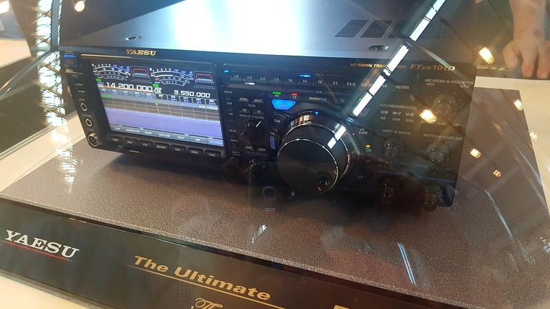 New FTDX101D