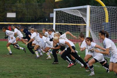 2010 Oakwood Girls Varsity Soccer vs Bellbrook