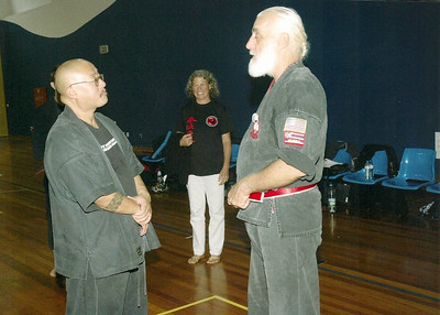 6th International Healing & Martial Arts Seminar