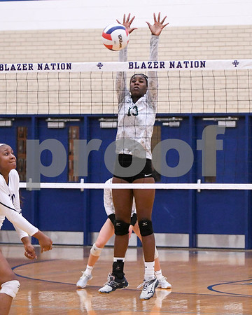 Glenbard West volleyball