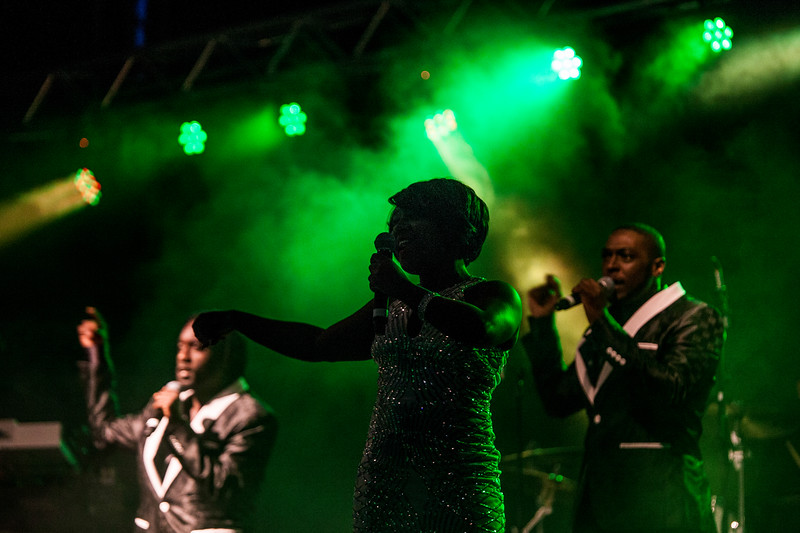 The Magic of Motown at Jack up the 80s 2018