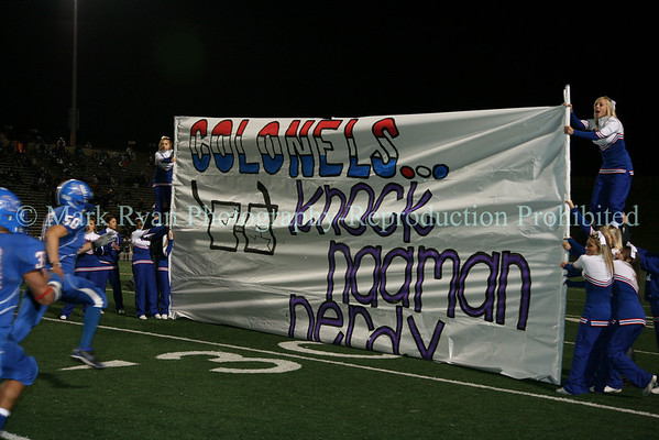 SGHS vs Naaman Forest HS - Photographer's Selection