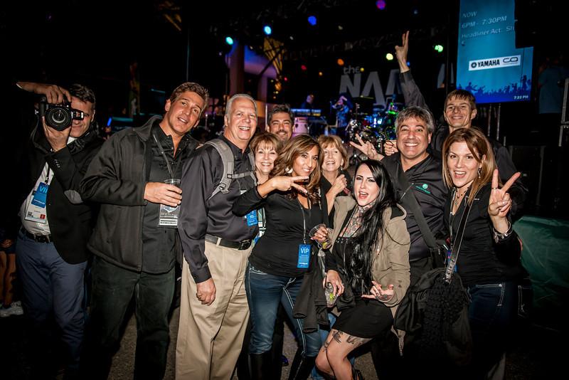 2014_01_24, Anaheim, CA, Anaheim Convention Center, NAMM, Neutrik, Mark Boyadijan