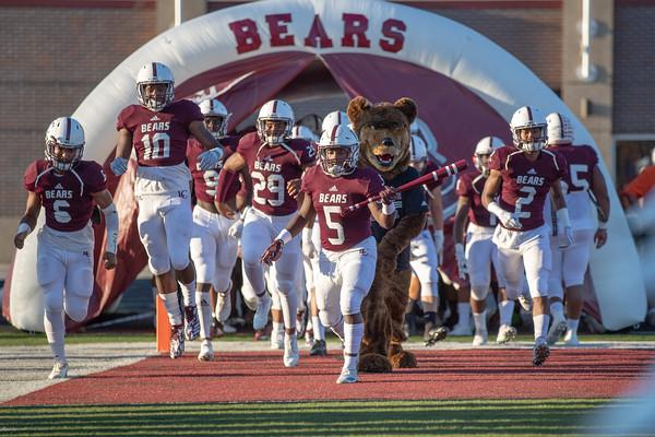 09-14-2018 Bears Football vs Pike