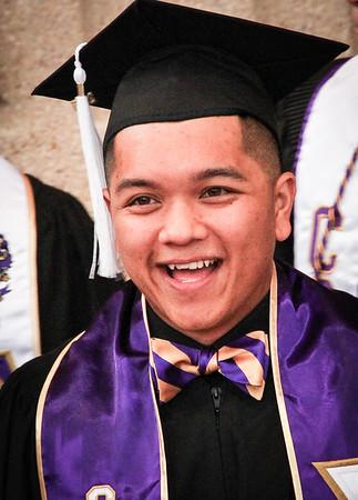 Matthew's Graduation & Fraternity 05/14/2015