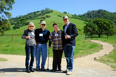 Curry Canyon Ranch  Donor Event and Dedication