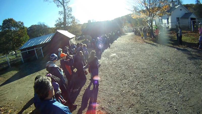 GoPro Video - Kids 6 & Under Start of Race
