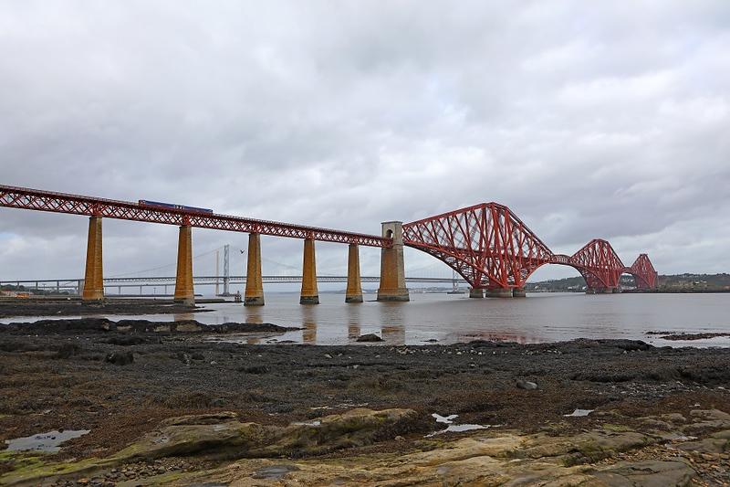 158724 Forth Bridge