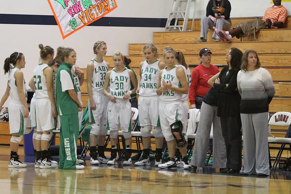 12/29/2010 Var Girls vs Coronado