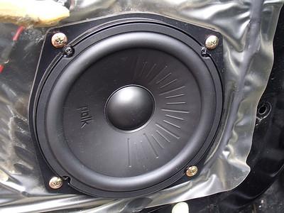 2003 Mitsubishi Lancer Evolution Front Door Speaker Installation - USA