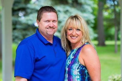Underhill Family Portraits
