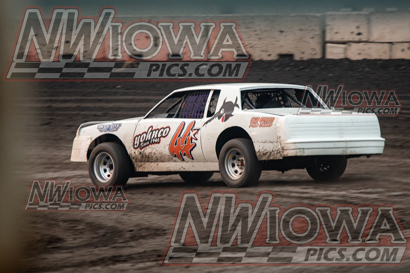 Salute to The Veterans - KOSSUTH COUNTY SPEEDWAY - 7 - 29 - 21