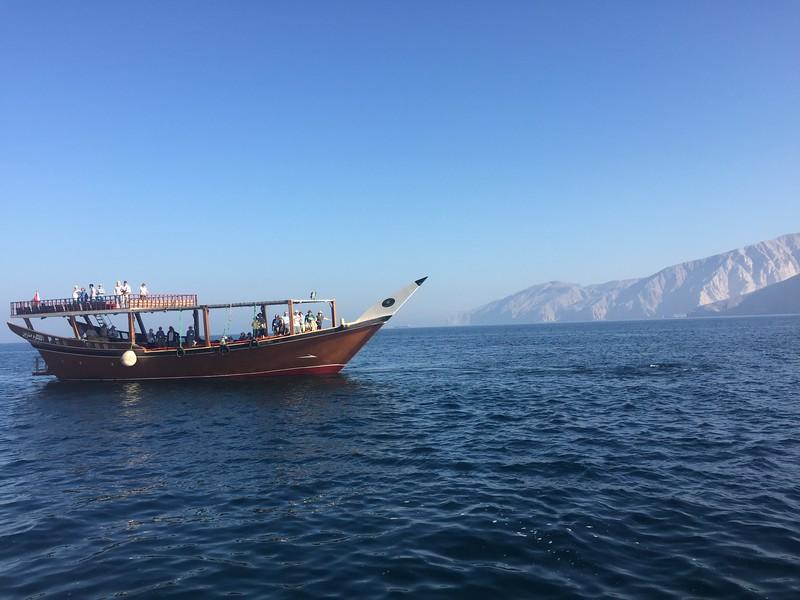 Musandam Peninsula in Oman - Bridget St. Clair