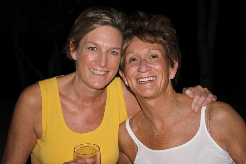 Bobbi and Lisa