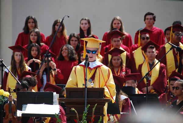 Wilson Baccalaureate - 2016
