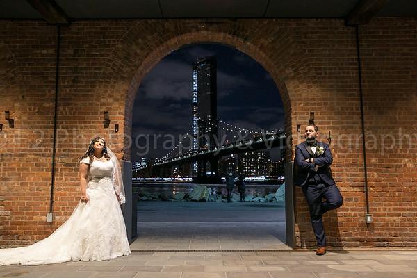 Marina and Andy Wedding