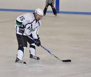 20101120 Varsity Hockey Scrimmage