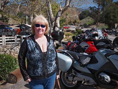 Santiago Canyon & Ortega Hwy - 18 Feb 2012