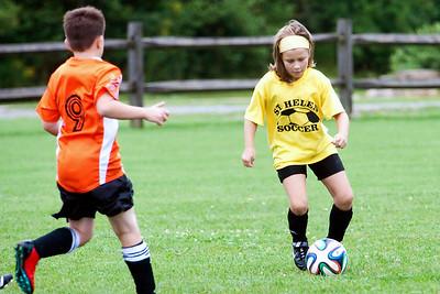Anna - Soccer