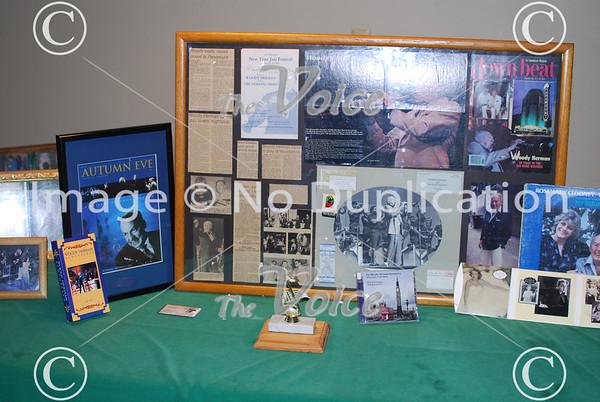 Ron Altman displays his music memorabilia collection 9-15-13