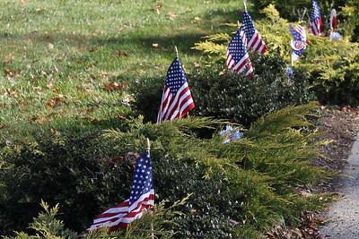 9 November 2011 - Veteran's Day
