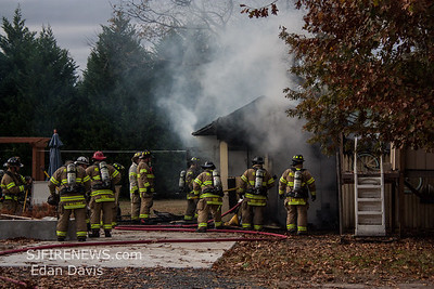 11/15/2017, Structure, Millville City, Cumberland County NJ, 98 Sherman Ave.