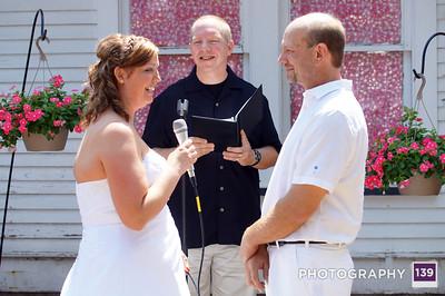 Davis-Hahn Wedding