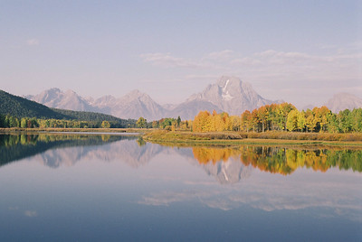 USA - Grand Tetons National Park, Wyoming