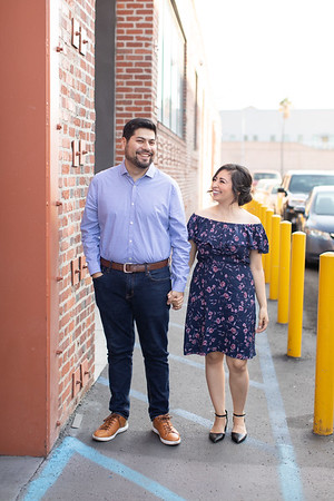 11-08-18 Felix + Laura Engagement