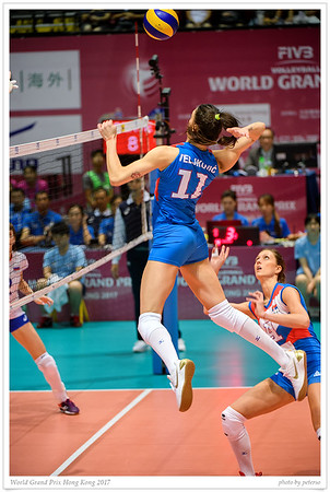 Volleyball World Grand Prix Hong Kong 2017