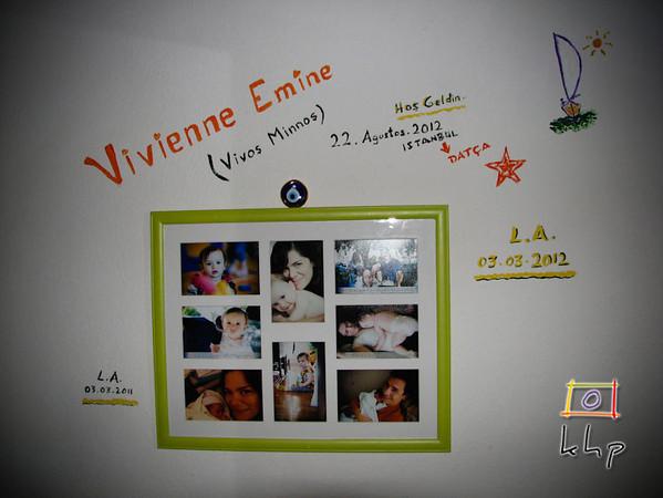 1005 - Vivienne In Turkey