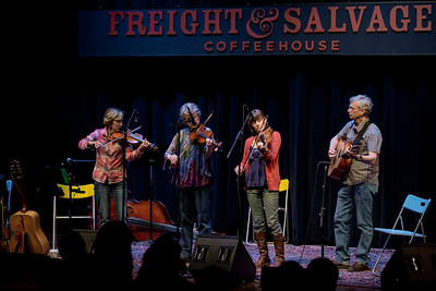 Manning Music Live at the Freight and Salvage May 31,2014