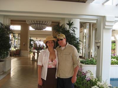 Chris & Brenda Honeymoon