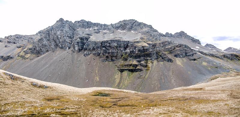 Maiviken Hike Grytviken double folding